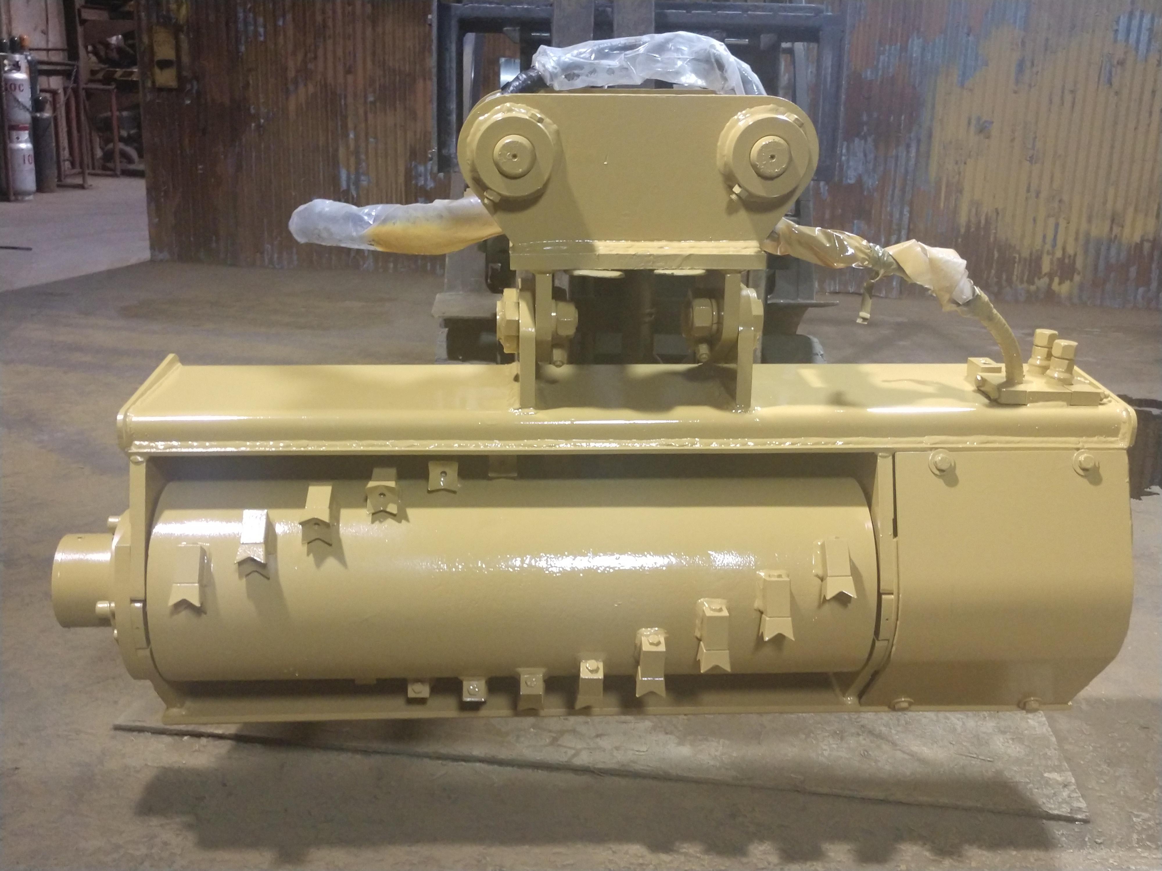 Model 750 drum grinder