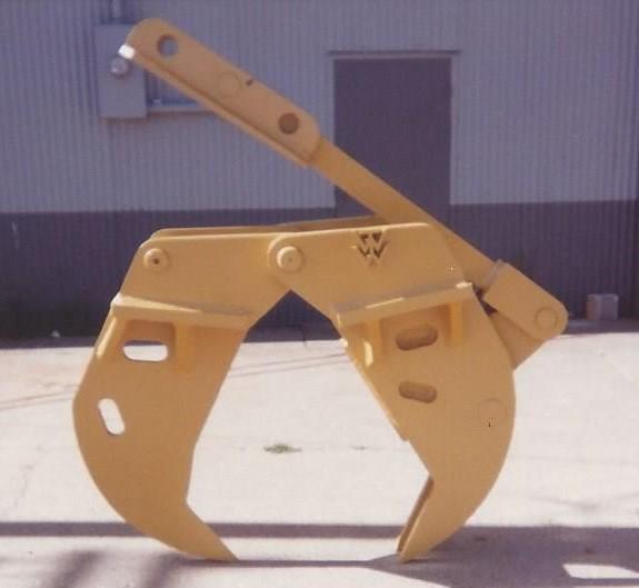 Stump buster attachment