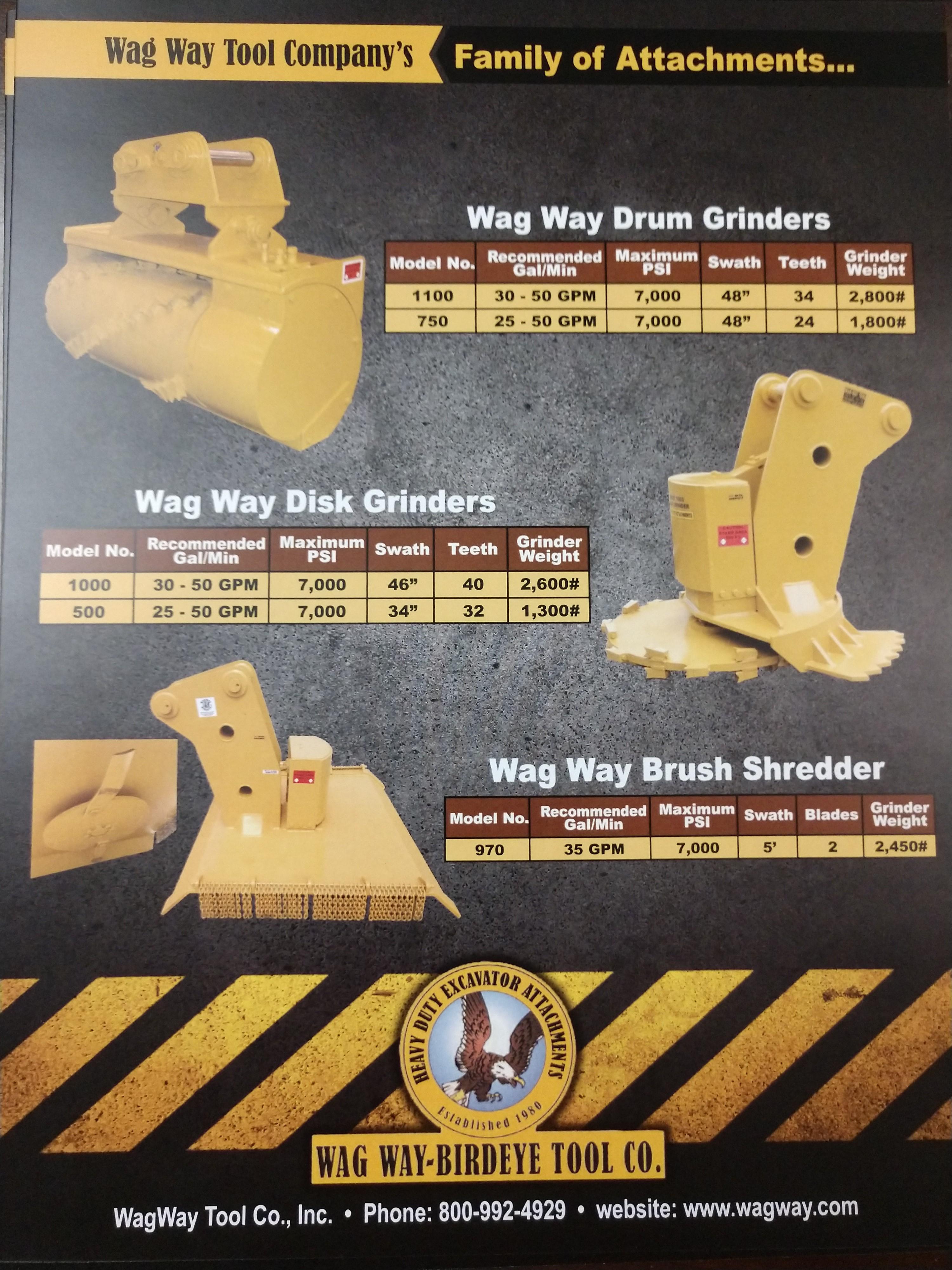 Wagway brochure